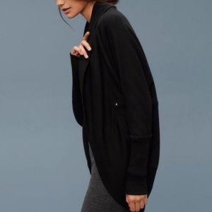 Aritizia Wilfred Diderot Cardigan in black